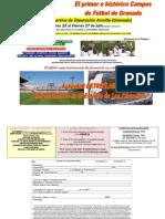 Info 10º Campus Fútbol y Formación para WEB