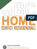 LEED Sistema Di Verifica GBC HOME Versione Breve