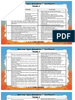Objetivos Periodo 4 Pre-kinder Pac Matematicas 2012