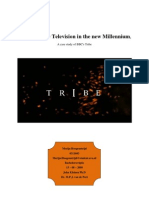 Tribes - Ethnographic Television in the New Millenium