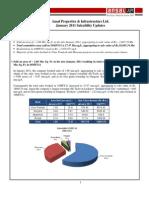 Ansal API January 2011 Saleability Updates