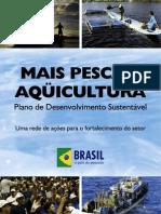 Plano Mais Pesca e Aquicultura