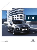 Peugeot 3008 Accessories