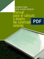 Manual de Calentadores Solares