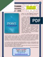 Ponuda - Post u Fetvama Serijatskih Pravnika