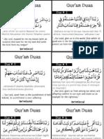 40 Quran Duas IslamicCoverPhoto.blogspot.com