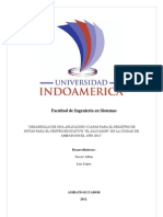 Informe Centro