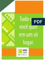 CONVITE DE INAUGURAÇÃO PARA CLIENTES ESPECIAIS - EM PDF