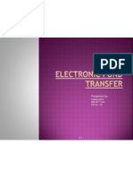 25-Electronic Fund Transfer (Sudeep Peter)
