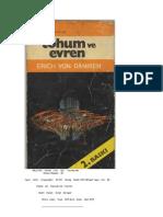 Erich Von Daniken Tohum Ve Evren