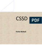 cssd policy and procedure