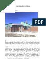 Historia Choquecota
