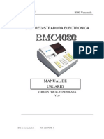 BMC4080 Manual de Usuario