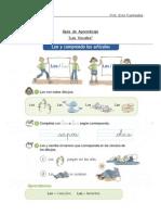 Guía Artículos