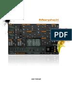 MorphoX Manual 100