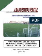 Pip Estadio Pataz