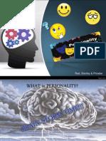 Psychology Presentation - Personality