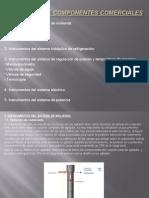 SELECCIÓN DE COMPONENTES COMERCIALES