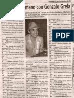 Notas Del Diario