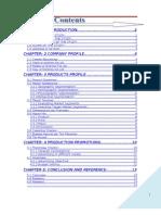 Organic Product Development and Marketing Plan