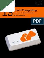 Manual de Cloud Computing
