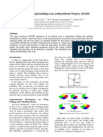 Artificial Wing