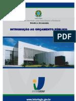 Introduçao ao Orçamento Público - Interlegis