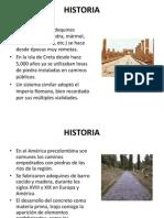 Historia Adoquin