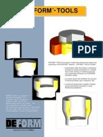 DEFORM Tools Brochure