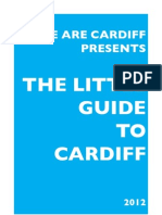 The Little Guide To Cardiff - Summer 2012