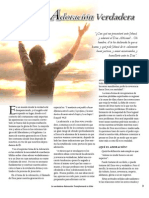 TIEMPO DE ADORAR Revista Nº 1 Quispe Daniel
