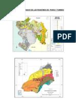 Informe Geologico de Las Regiones de Piura y Tumbes