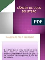 CÂNCER DE COLO DO ÚTERO.ppt-2003