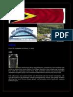 ASPAL Ainaro Timor Leste