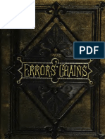 Errors Chains- How Forged and Broken, Frank Dobbins, 1883