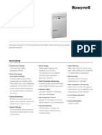 Honeywell Fg730 Data Sheet