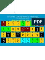 CursoDeLadino.com.ar - Alfabeto Judeu-espanhol Clasico (em português)