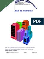 DOSAGEM de CONCRETO BI e BII Calculo Volume de Concreto