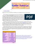 555 Timer_Oscillator Tutorial Ingles