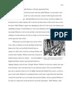Rough Author Project