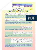 25 Dua's From Holy Qur'An