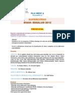 Supercurso Enam-Essalud Plus Medic A 2012
