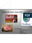 19467701 Hindustan Uniliver Limited Ppt