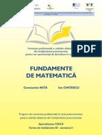 Fundamente de Matematica