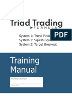 Triad Trading Strategy