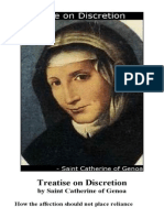 Treatise on Discretion, By Saint Catherine of Genoa
