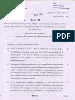 CA IPCC NOV 2010 QUSTION PAPER 6
