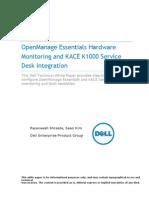 OME KACE Integration Whitepaper