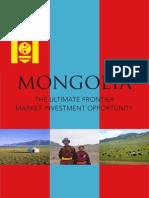 Mongolia Report