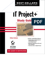 It Project Study Guide.